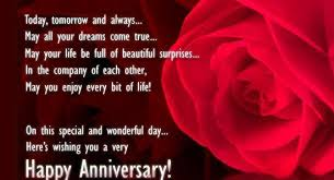 wedding wishes to husband 1st wedding anniversary wishes messages and quotes with images