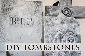 tombstones for cardboard tombstones for