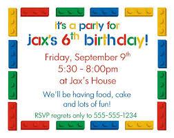 birthday party card invitation choice image invitation design ideas