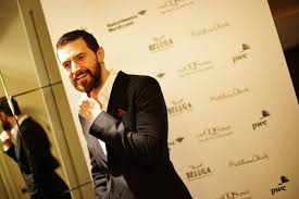 after party richard armitage central