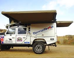 land rover safari roof hannibal defender 110 single cab roof rack
