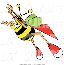 royalty free bug stock bee designs