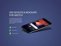 angle 280 devices u0026 mockups for sketch
