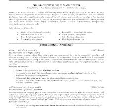 sales resume sles free surprising medicales resume sle objective for medical sales