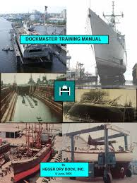 dockmaster training manual bending buoyancy