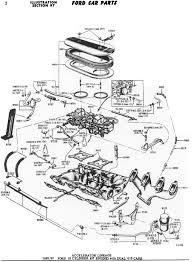 ford 6v tech ford 6v carburetion systems