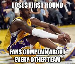Lakers Meme - disgruntled lakers fan memes quickmeme
