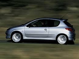 peugeot 206 gti peugeot 206 rc specs 2003 2004 2005 2006 autoevolution