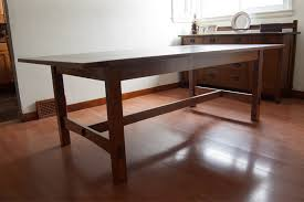 Dining Room Furniture Plans Arts And Crafts Dining Table Rickety Furniture