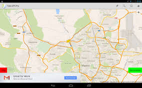Fake Map Fake Gps Pro Route Tilt Android Apps On Google Play