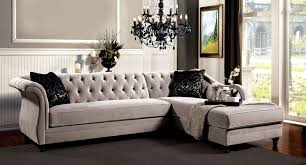 Sectional Sofa Furniture Rotterdam Sectional Sofa Furniture Of America Furniture Cart