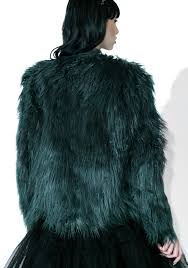 madison faux fur coat dolls kill