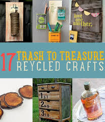 trash to treasure ideas home decor 17 diy recycled crafts diy projects craft ideas how to s for