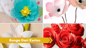 cara membuat bunga dengan kertas hias 27 cara membuat bunga dari kertas sangat mudah