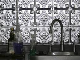 metal home decorating accents tiles backsplash kitchen backsplash kindwords metal accents