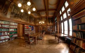 Decorations  Home Office Design Superb Others The Best Modern - Home office library design ideas