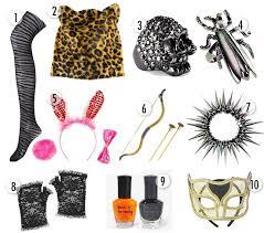 lookbook halloween accessories under 15 penny chic