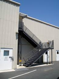 Mezzanine Stairs Design Mezzanine Stairs Mezzanine Landings Stair Tower Systems