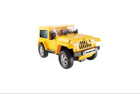 jeep yellow конструктор cobi машина jeep wrangler желтый купить в интернет