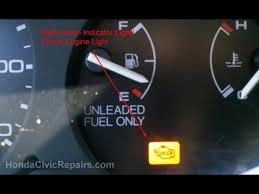 honda crv engine light turn off honda civic crv engine light for free youtube