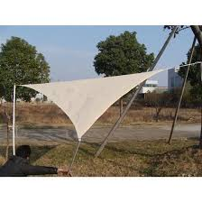 Triangular Patio Awnings Affordable Variety Outdoor 10 U0027 Triangle Patio Sun Shade Sail