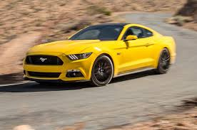 2016 ford mustang 2016 ford mustang gt first test review motor trend