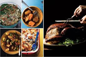 thanksgiving menus saveur
