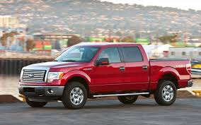 2011 ford f 150 comparison tests truck trend