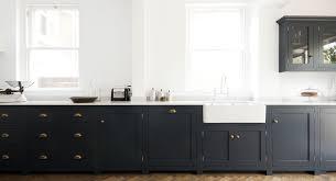 Black Shaker Kitchen Cabinets Kitchen Bar Contemporary Black Shaker Kitchen Cabinets With