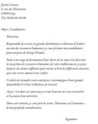 lettre de motivation aide cuisine une lettre de motivation exemple lettre de motivation cuisinier