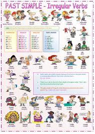 past simple irregular verbs pdf docdroid