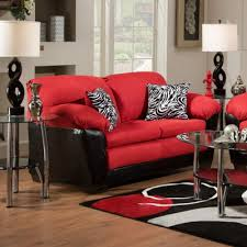 delta sofa and loveseat delta furniture manufacturing loveseats 3220 04l red stationary