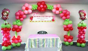 Birthday Decoration At Home Images by How To Celebrate Kid U0027s Birthday Party At Home Within A Budget In