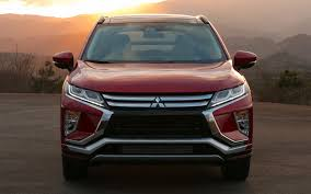 mitsubishi terbaru 2017 mitsubishi eclipse cross 2017 wallpapers and hd images car pixel