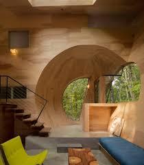 steven holl designed guest house makes case for unique geometries