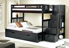 Bunk Bed Stairs With Drawers Bunk Beds With Drawers Gray Bunk Beds With Drawers And Stairs Bunk