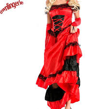 Flamenco Dancer Halloween Costume Compare Prices Flamenco Dance Costumes Shopping Buy