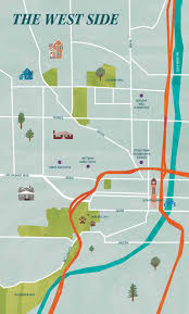 Map Of Grand Rapids Michigan by West Side Story Gv Magazine Grand Valley State University