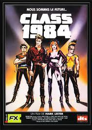 class of 1984 dvd class 1984 la critique