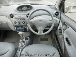 Toyota Platz Interior Used 2000 Toyota Vitz F D Package Gh Scp10 For Sale Bf704193 Be