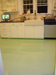 Paint Laminate Floor Diy Painted Kitchen Floor For 50 Effortless Style Blog