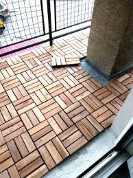 Wood Patio Flooring by Patio Wood Flooring U2013 Laferida Com