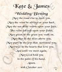 Wedding Blessings 28 Wedding Blessings Our Wedding Prayer Traditional
