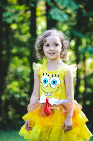 Spongebob Halloween Costume Toddler Family Halloween Costumes Party