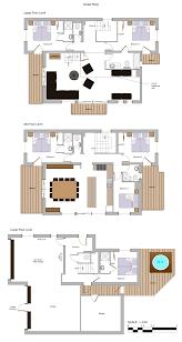 cabin floor plans and designs chalet floor plans and design decor deaux