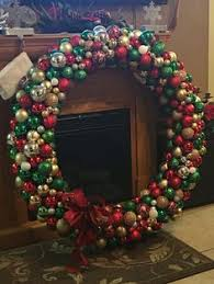 pool noodle ornament wreath tutorial magic