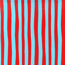 Striped Home Decor Fabric Celebrate Seuss Squiggle Stripe Red Blue From Fabricdotcom