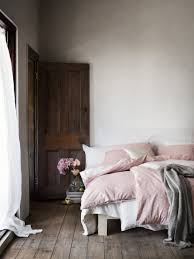 Pink Bedroom Bedroom With Soft Pink Bedding By H U0026m Home Shop The Look On My