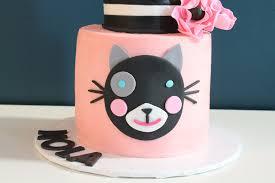 Halloween Cat Cake by Blabla Cat Cake