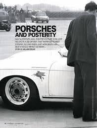 porsche spyder james dean james dean racing career excellence mag 11 2005 porsche cars